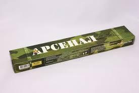 Сварочные <b>электроды Арсенал MP</b>-<b>3</b> APC 3mm 2,5kg Воронеж ...