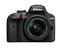 Buy Nikon D3400 24.2 MP Digital SLR Camera (Black) + AF-P DX ...