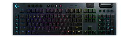 Две механические <b>клавиатуры</b>: Logitech G815 и <b>Logitech G915</b> ...