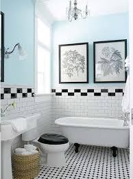 border tile bathrooms