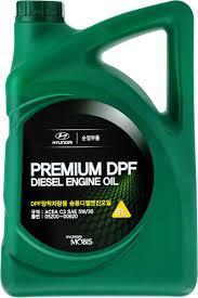 "<b>Масло моторное</b> Hyundai / KIA ""<b>Premium DPF</b> Diesel ..."