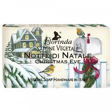 <b>Мыло</b> Счастливого Рождества <b>Notte Di</b> Natale от <b>Florinda</b> с ...