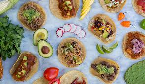 Image result for colorful tacos