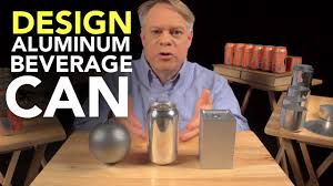 The Ingenious Design of the <b>Aluminum</b> Beverage Can - YouTube