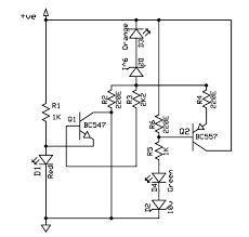 12v battery checker circuit battery checker circuit schematic