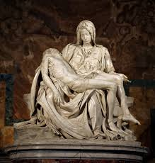 a concise description of michelanglelo s pieta what is your michelangelo s pietatildenbsp in st peter s basilica in the vatican