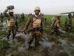 Image result for Boko Haram sacks military base, 3 soldiers feared dead in Borno