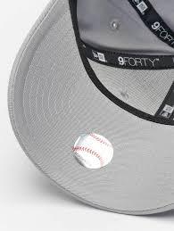 <b>New Era Бейсболка</b> / Кепка с застёжкой League Basic NY ...
