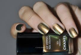 Chanel Peridot 531 | Ногти цвета <b>металлик</b>, <b>Лак для ногтей</b> ...