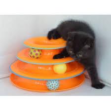 """Отзывы о <b>Игрушка для кошек Petstages</b> """"Трек"""" 3 этажа"""