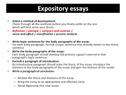 expository essays what is an expository essay example