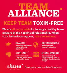 teamwork toxins that make teams derail and how to avoid them further team leadership readings