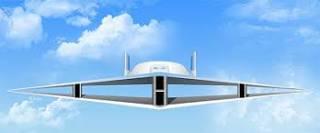 Biplano podría traer lo vuelos supersónicos de vuelta