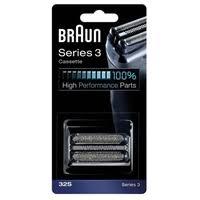 <b>Сетка и режущий блок</b> Braun 32S (Series 3) — Аксессуары для ...