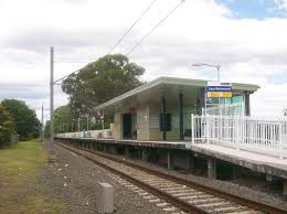 East Richmond railway station, Sydney