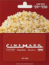 Amazon.com: Cinemark Theatres Gift Card $50: Gift Cards