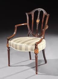 a george iii mahogany armchair english antique furniture ronald phillips antiqu antique english mahogany armoire furniture