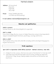 Example Resume Skills  how to write a resume skills section resume     Alib
