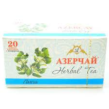 Чай <b>травяной</b> Липа Азерчай 20 пакетиков