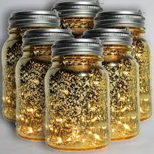 bulk pack mason jar lights blue mason jar string lights