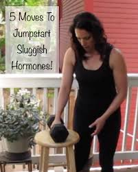 5 Simple Moves To Jumpstart Sluggish Hormones | Jill Rodriguez Studio via Relatably.com