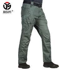 <b>Men Cargo</b> Casual <b>Pants Combat</b> SWAT Army Active <b>Military</b> ...