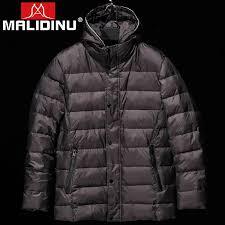 <b>MALIDINU 2019 Men</b> Down Jacket Winter Jacket <b>Men</b> Down Coat ...
