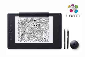 Тест <b>графического планшета Wacom Intuos</b> Pro Paper Edition