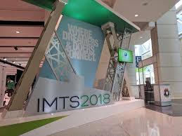Day One of IMTS <b>2018</b>, <b>new</b> metal <b>3D</b> printing technology and more ...