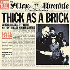 <b>Jethro Tull</b> - <b>Thick</b> As A Brick - Amazon.com Music