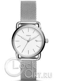 Fossil Commuter <b>ES4331</b> - купить <b>женские</b> наручные <b>часы Fossil</b> ...