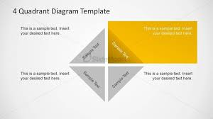 quadrants diagram template for powerpoint   slidemodelto make a simple yet professional swot analysis  use the  quadrants diagram template for powerpoint  present in the design are  quadrants   different