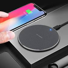2019 <b>Newest 10W High Power</b> Wireless Mobile Phone Charger ...