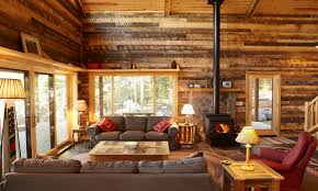 Rustic Cabin Bedroom Decorating Rustic Cabin Living Room Decorating Ideas Photos Inexpensive Cabin