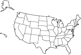 Small Picture United States Coloring Page United States Of America Maps Coloring