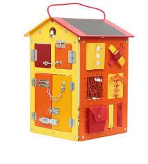 Купить <b>Бизиборд Занятный дом Осенний</b> по выгодной цене на ...