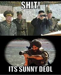 Happy Birthday Sunny Deol- 7 Memes That Define Action Man Of ... via Relatably.com
