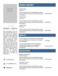 resume template cv form format templates in word in  93 mesmerizing best resume template word