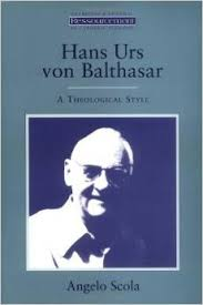 Image result for hans urs von balthasar