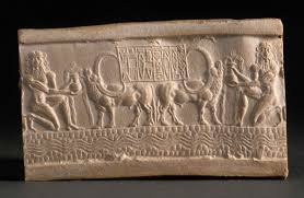 seals and tablets inscriptions from the ancient indus valley there