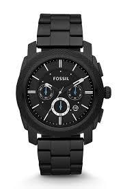 <b>Fossil</b> - <b>Часы FS4552</b> черный 100-AKM0GM | ANSWEAR.ua