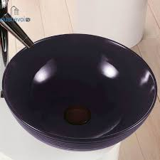 <b>Раковина Melana</b> MLN-<b>T4004</b>-<b>B9</b> (фиолет), цена 10100 руб ...