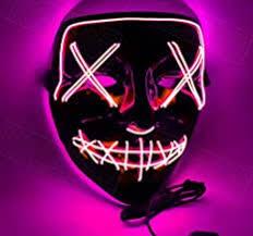 purge led mask - Amazon.co.uk