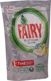 <b>Капсулы для посудомоечной машины</b> FAIRY Platinum All in1 ...