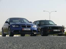 BMW M3 E30 vs. <b>BMW M3 E92</b> - ArabWheels