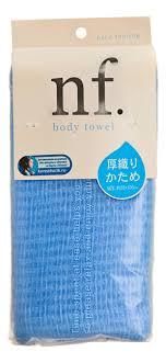 Купить <b>массажная мочалка для</b> тела жесткая nf body towel hard ...