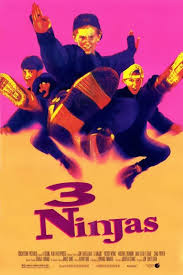 Filme || 3 Ninjas