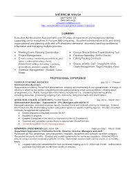 s and catering assistant resume no work experience executive assistant resume happytom co