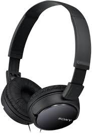 Купить <b>Наушники Sony MDR-ZX110 Black</b> по выгодной цене в ...