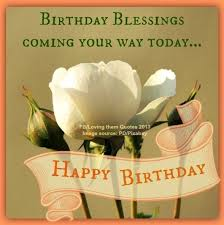 Image result for happy birthday blessings